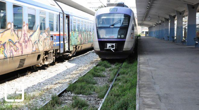 τρένο τρένα απεργία ΤΡΑΙΝΟΣΕ