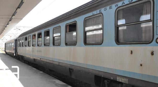 Ταξίδεψαν Θεσσαλονίκη-Αθήνα σε τρένο χωρίς κλιματισμό