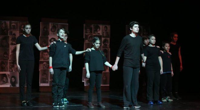 Μονή Λαζαριστών: Μαθητικό θεατρικό φεστιβάλ