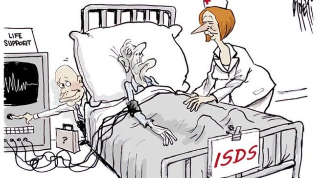 H αρχή του τέλους των ISDS στην Ευρώπη