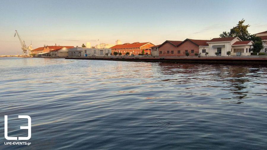 Θεσσαλονίκη λιμάνι