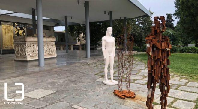Η παράσταση «Στα όνειρα των ποιητών» στην Θεσσαλονίκη