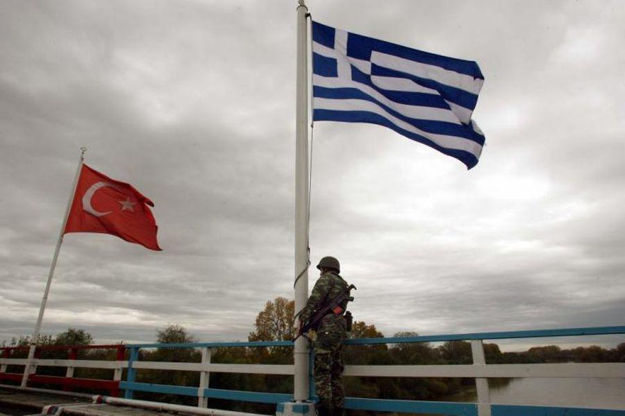 ελληνοτουρκικά Ελλάδα Τουρκία ΜΚΟ Ελληνες Bloomberg