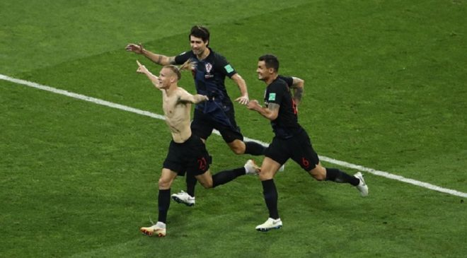 Στα ημιτελικά η Κροατία σε παιχνίδι-θρίλερ