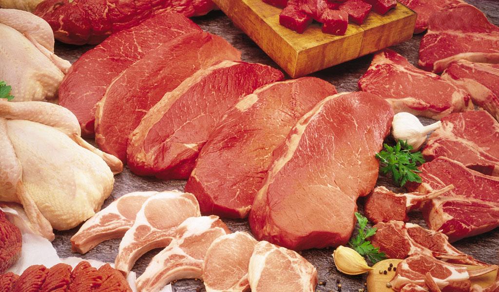 κατάψυξη παρασκευή κρέατος
