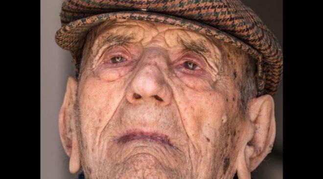 Αυτό είναι το μυστικό μακροζωίας του γηραιότερου άνδρα στον κόσμο