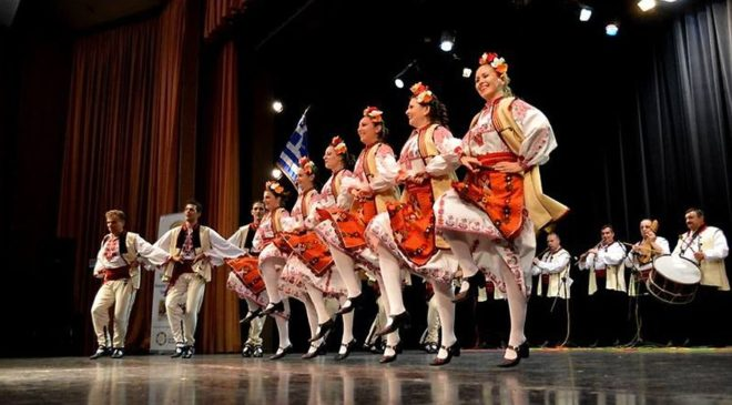 Το βουλγάρικο συγκρότημα «Πίριν» στο Θέατρο Κήπου