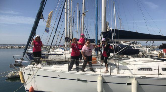 6ο Sail For Pink και η ζωή αρμενίζει (Βίντεο)