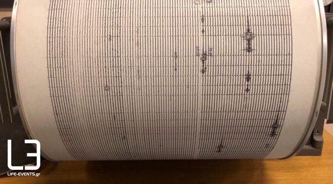 Νέος σεισμός ανοικτά της Λέσβου