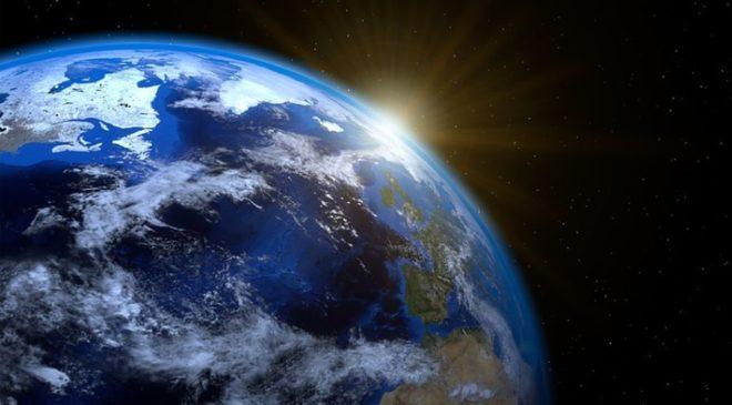Γη γη εξωγήινοι διάστημα