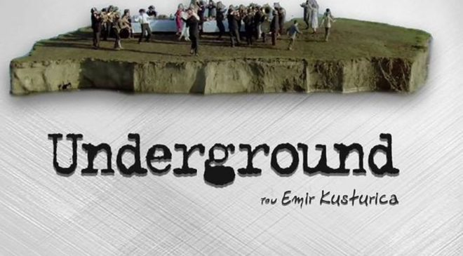 """Η ταινία """"Underground"""" την Κυριακή στο χώρο ΤΑΚΙΜ"""