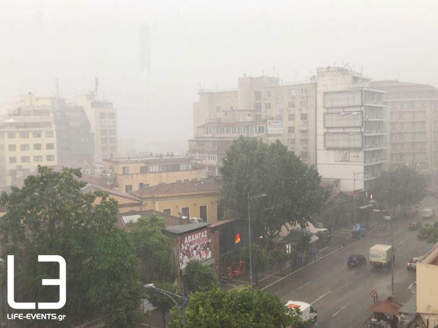 Καιρός: Εκτακτο δελτίο από την ΕΜΥ με βροχές και ανέμους